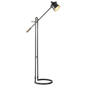 Chisum Dark Bronze Floor Lamp