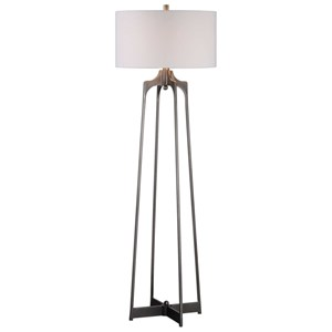 Uttermost Lamps Adrian Modern Floor Lamp
