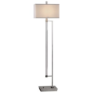 Uttermost Lamps Mannan Modern Floor Lamp