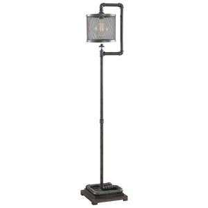 Uttermost Lamps Bristow Industrial Floor Lamp