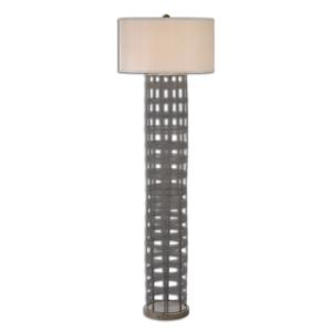 Uttermost Lamps Engel Metal Wire Floor Lamp