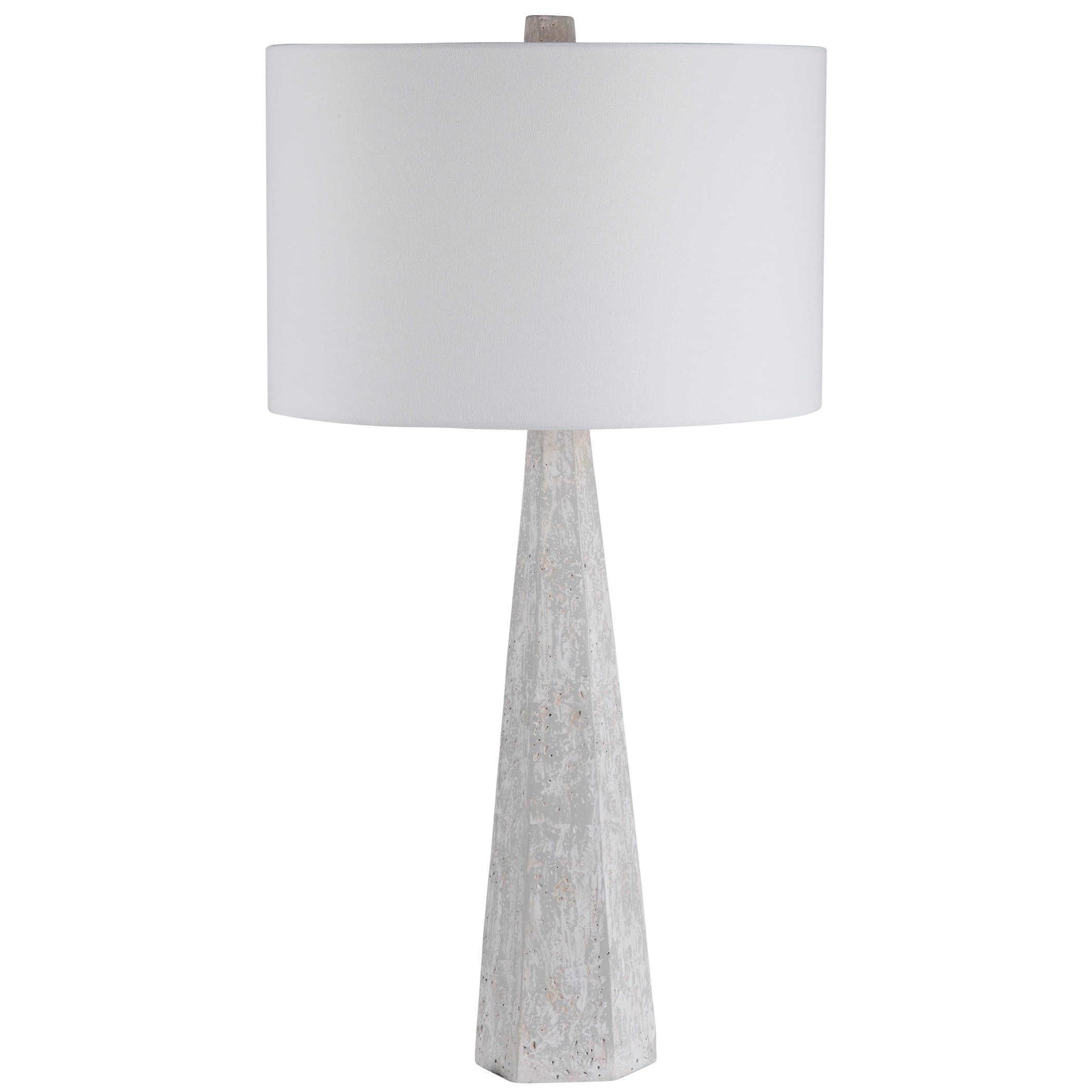 Apollo Concrete Table Lamp