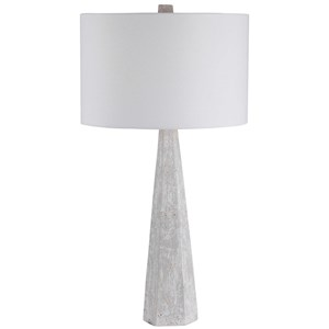 Apollo Concrete Table Lamp