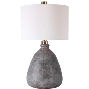 Bandera Distressed Table Lamp
