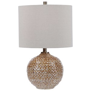 Lagos Rustic Table Lamp