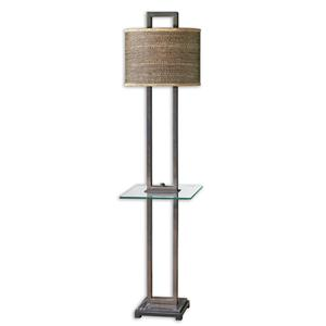 Uttermost Lamps Stabina End Table Lamp