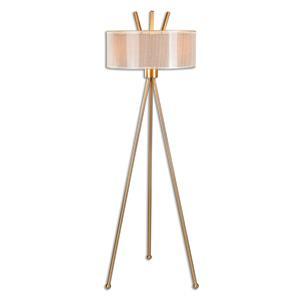 Uttermost Lamps Karita Tripod Floor Lamp