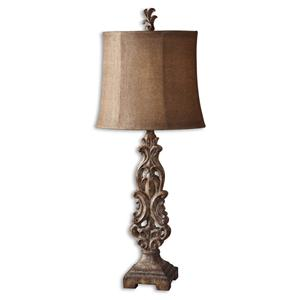 Uttermost Lamps Gia Buffet