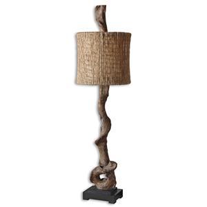Uttermost Lamps Driftwood Buffet
