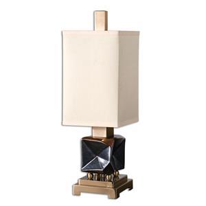 Uttermost Lamps Calva Oxidized Bronze Buffet Lamp