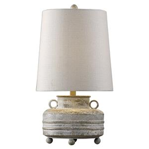 Uttermost Lamps Magothy Textured Metal La