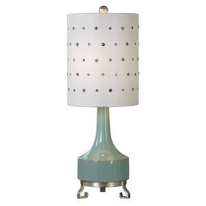 Uttermost Lamps Cayucos Pistachio Green Lamp
