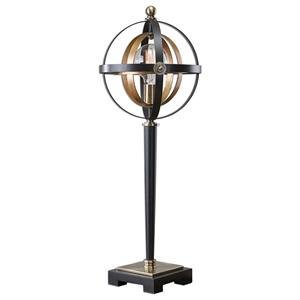 Uttermost Lamps Rondure Sphere Table Lamp