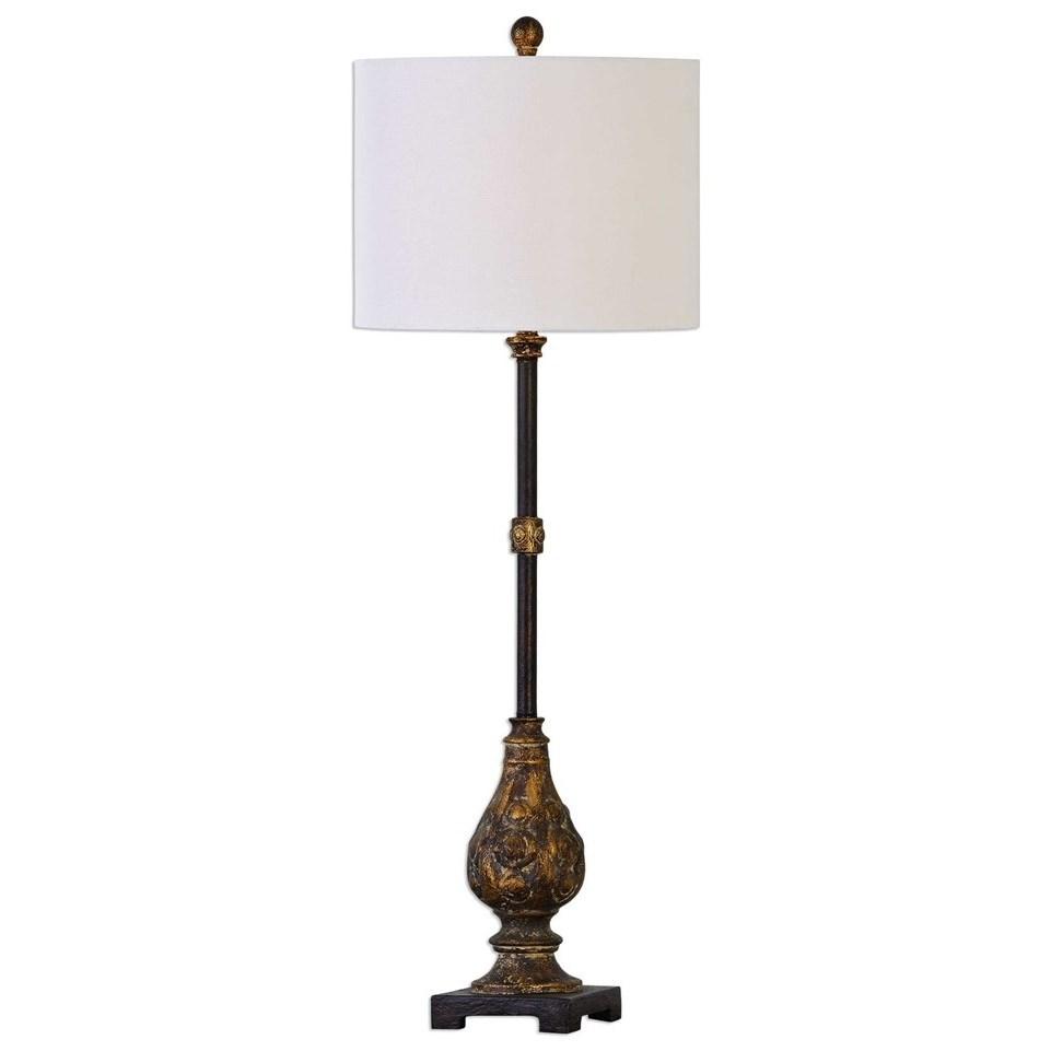 Uttermost Lamps Alatna Table Lamp   Item Number: 29213
