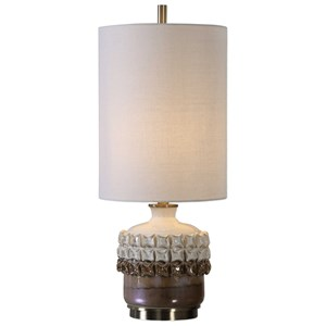 Uttermost Lamps Elsa Ceramic Accent Lamp