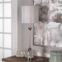 Uttermost Lamps Gallo Nickel Buffet Lamp