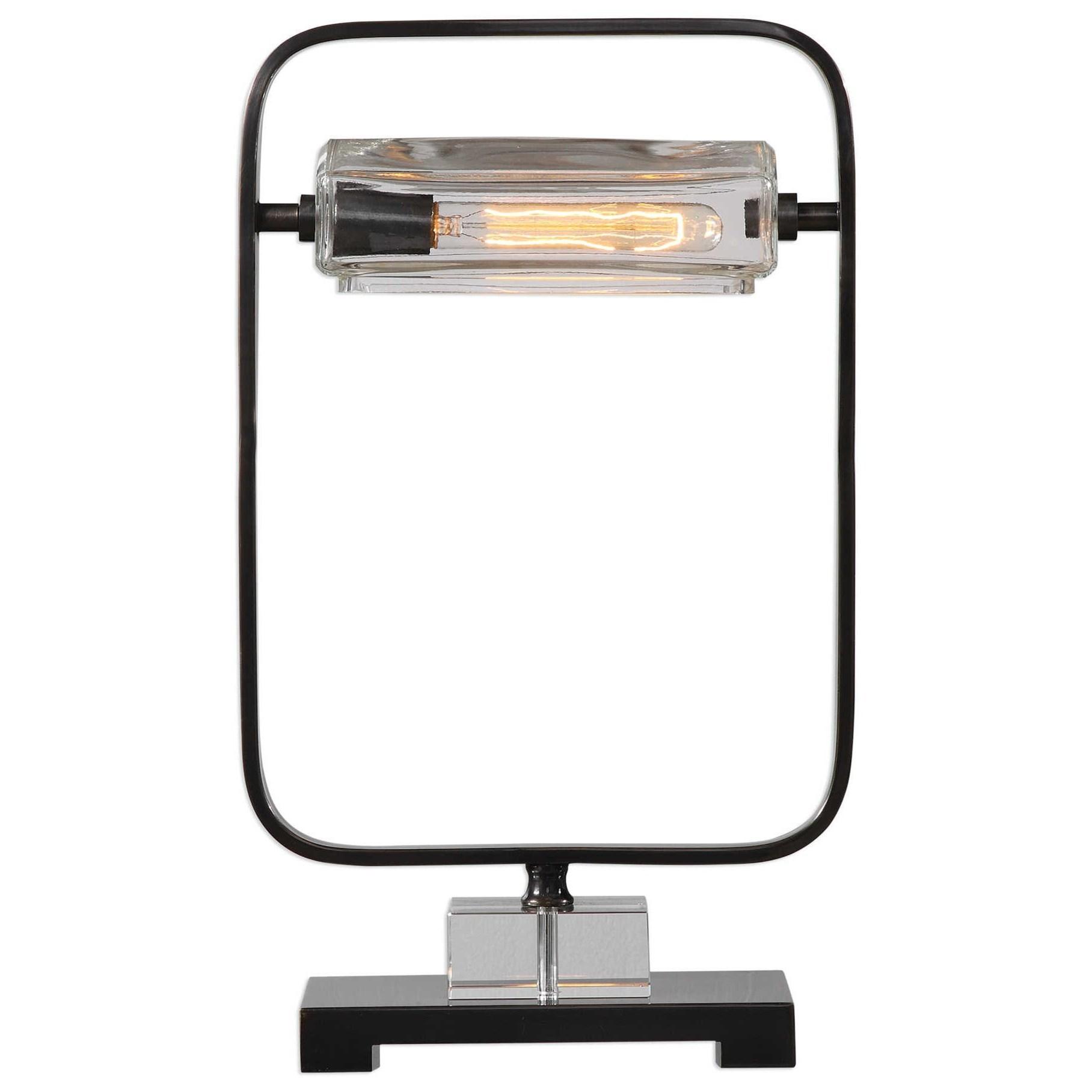 Pilato Iron Industrial Lamp