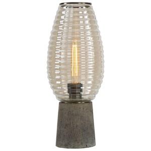 Uttermost Lamps Alvarium Hurricane Lamp