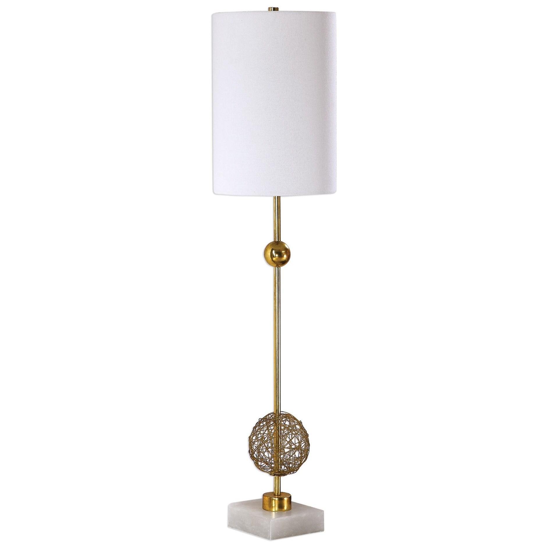Breckyn Gold Buffet Lamp