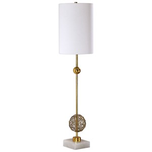 Breckyn Gold Buffet Lamp