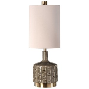 Darrin Gray Table Lamp