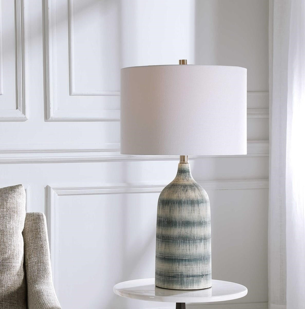 Table Lamps BRYNLEE TABLE LAMP by Unique at Walker's Furniture