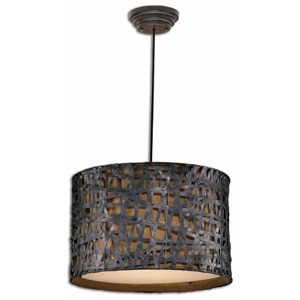 Alita 3 Light Metal Pendant