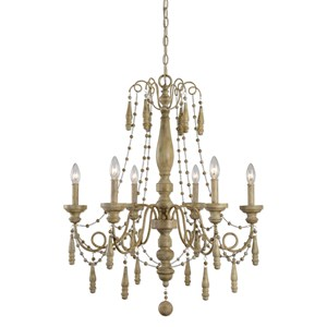 Uttermost Lighting Fixtures  Marinot 12Lt. Chandelier