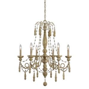 uttermost lighting fixtures marinot 12lt chandelier - Uttermost Lights
