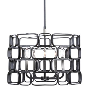 Becton 5 Light Modern Pendant