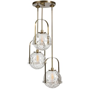 Mimas 3 Light Cluster Pendant