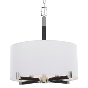 Newburgh 4 Light Drum Pendant