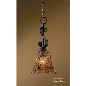 Uttermost Lighting Fixtures Vetraio Mini Pendant