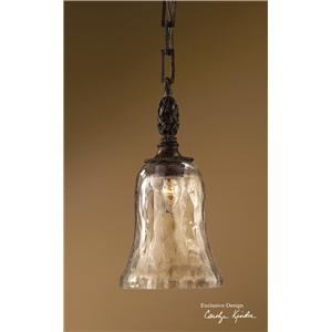 Uttermost Lighting Fixtures Galeana Mini Pendant