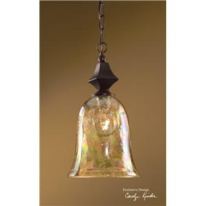 Uttermost Lighting Fixtures Elba Mini Pendant