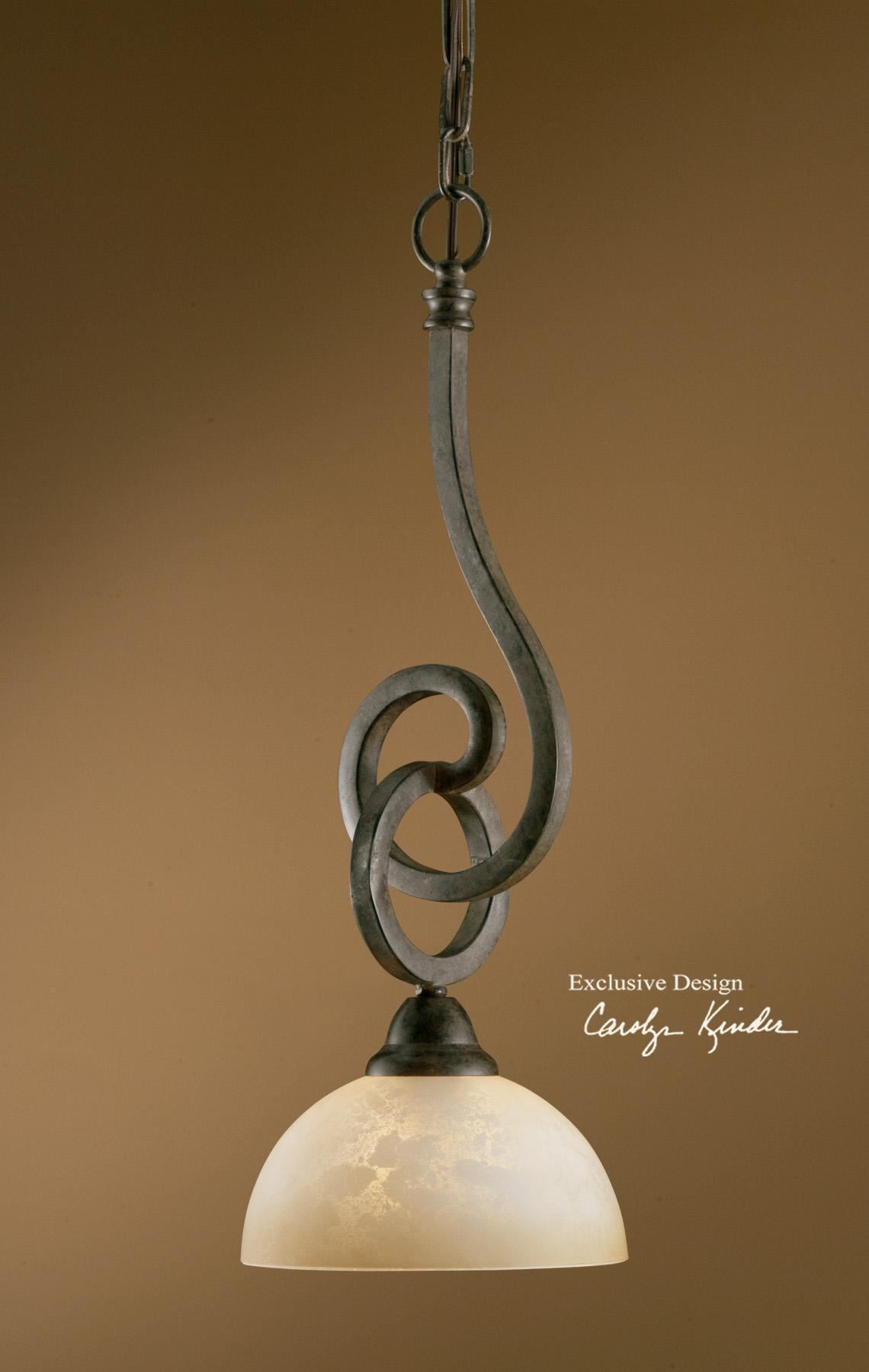 Uttermost Lighting Fixtures Legato Mini Pendant - Item Number: 21828