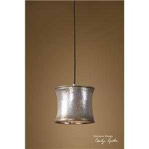 Uttermost Lighting Fixtures Marcel Champagne Mini Pendant