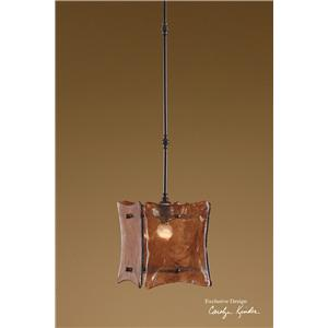 Uttermost Lighting Fixtures Vetraio II 1 Light Mini Pendant