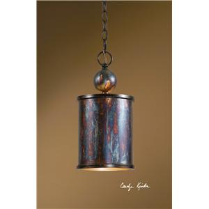 Uttermost Lighting Fixtures Albiano 1 Light Mini Pendant