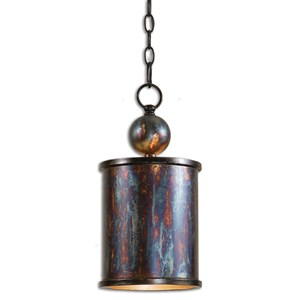Albiano 1 Light Mini Pendant