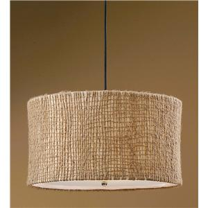 Burleson 3 Light Hanging Shade