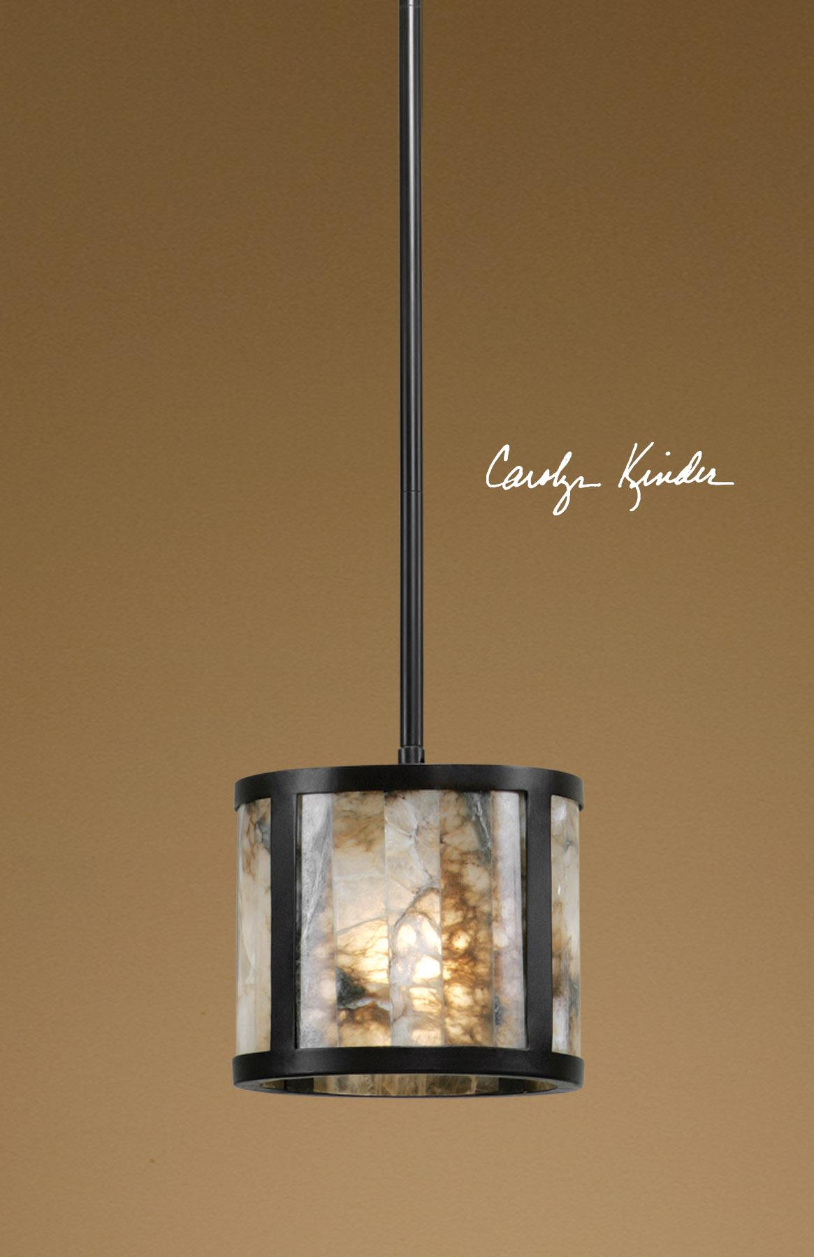 Uttermost Lighting Fixtures Coslada 1 Light Mini Pendant - Item Number: 21952