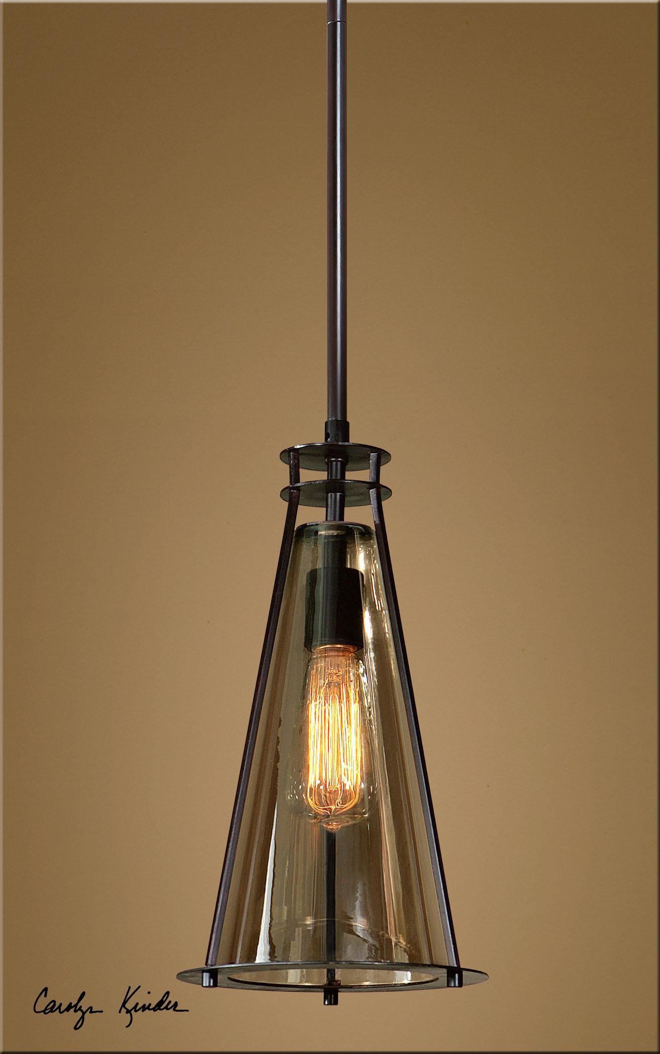 Uttermost lighting fixtures frisco 1 light mini pendant del sol furniture pendant light - Spectacular modern pendant lighting fixtures as center of attention ...