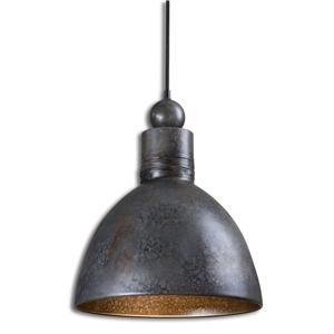 Uttermost Lighting Fixtures Adelino 1 Light Pendant