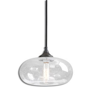 Uttermost Lighting Fixtures Torus 1 Light Mini Pendant