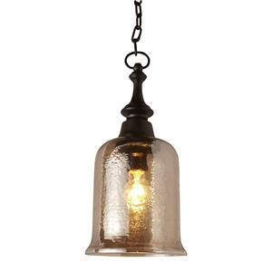 Uttermost Lighting Fixtures Lustre 1 Light Mini Pendant