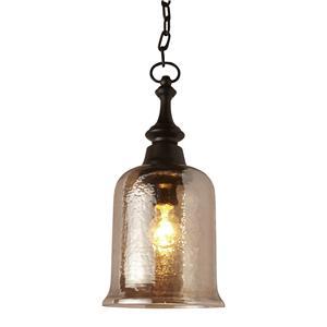 Uttermost Lighting Fixtures Lustre 1 Light Mini Pendant