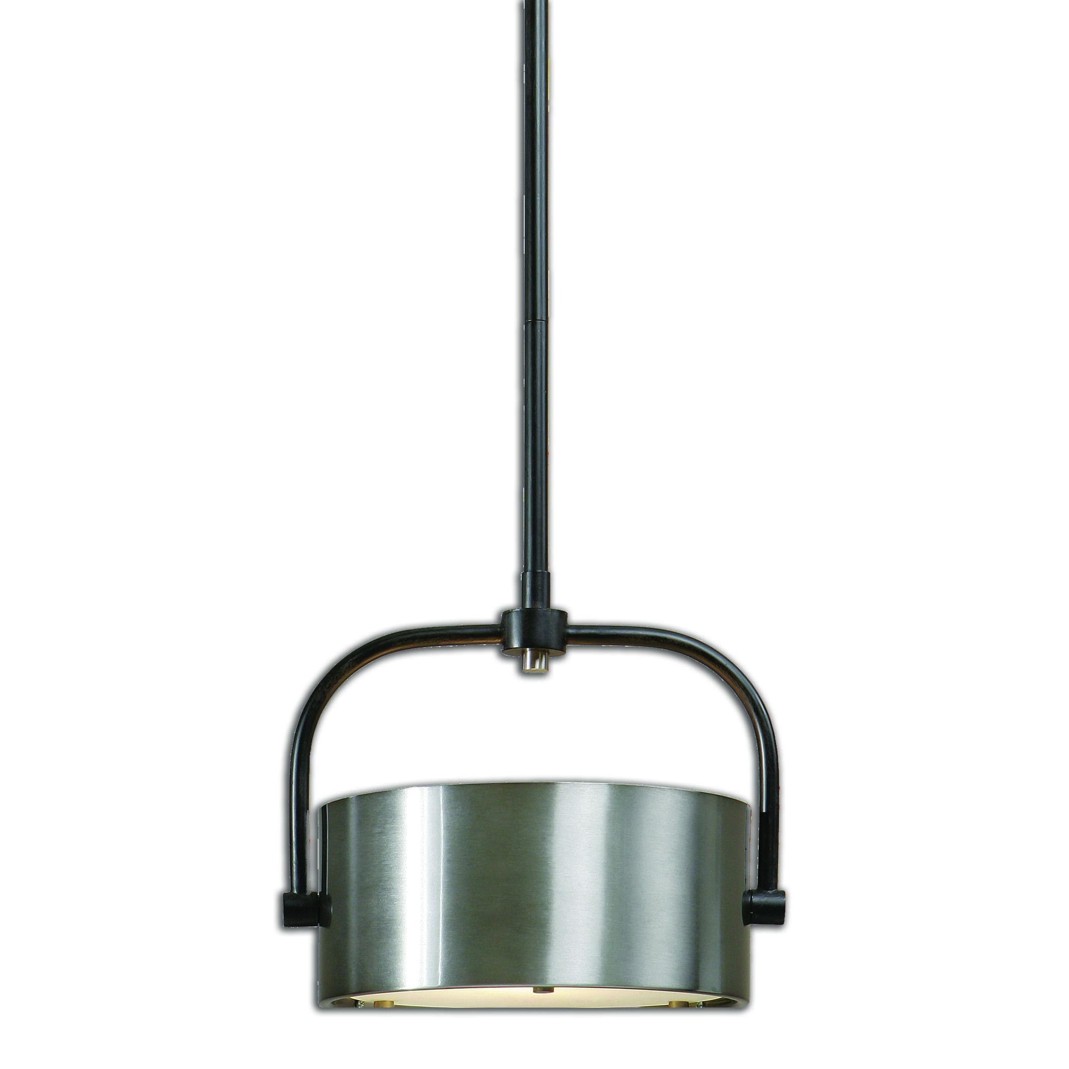 Uttermost Lighting Fixtures Uttermost Belding 1 Light Industrial Mini Pe - Item Number: 22029