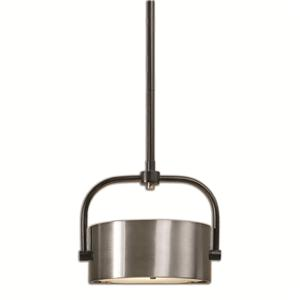 Uttermost Lighting Fixtures Uttermost Belding 1 Light Industrial Mini Pe
