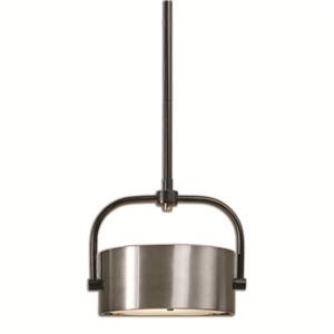 Uttermost Lighting Fixtures Uttermost Belding 1 Light Industrial Mini Pe
